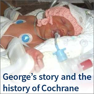 George's story & the history of Cochrane
